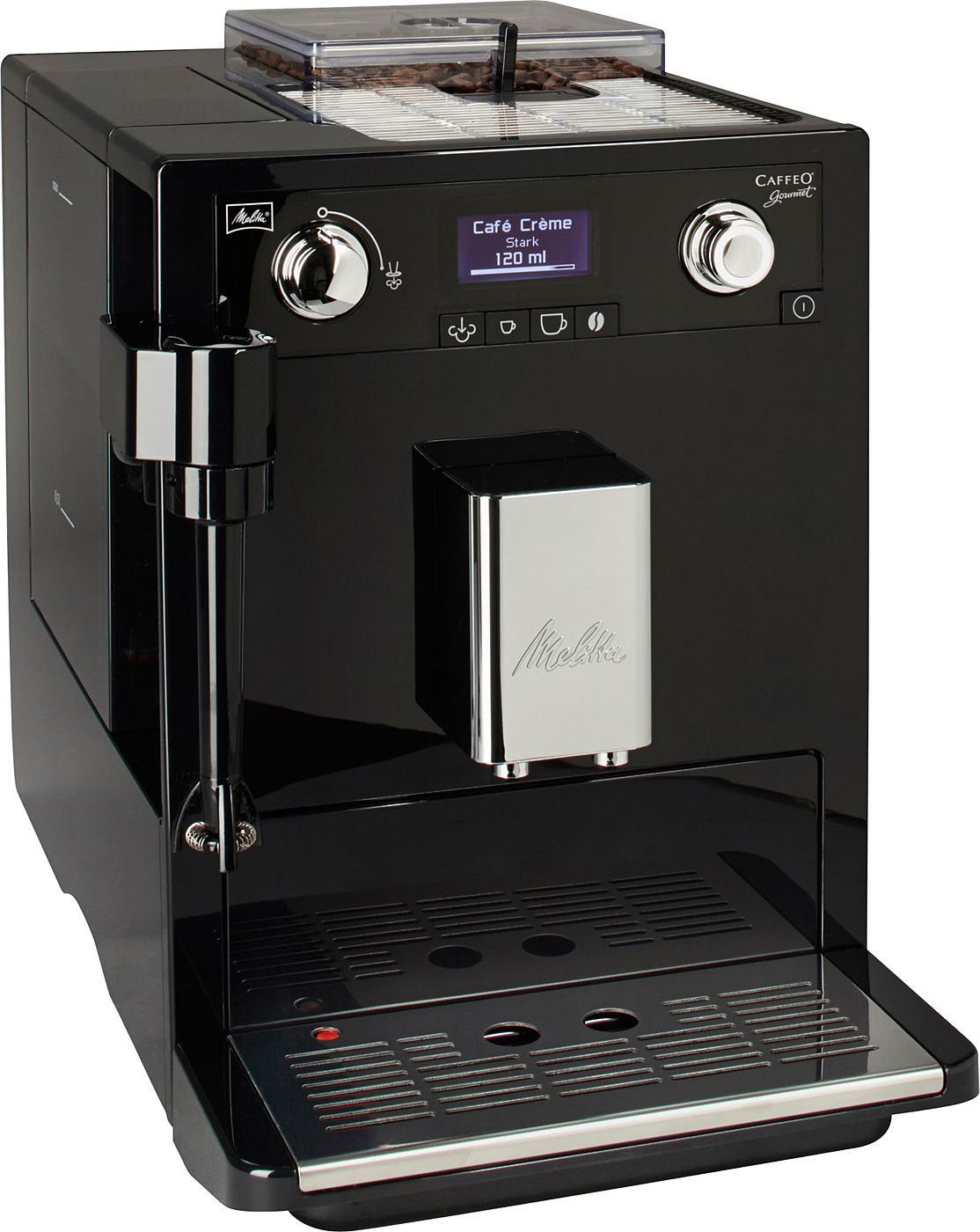 Melitta Kaffeevollautomat »CAFFEO® Gourmet E 965-102«
