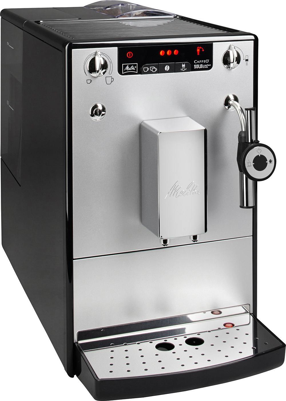 Melitta Kaffeevollautomat »CAFFEO® Solo® & Perfect Milk E 957-103«