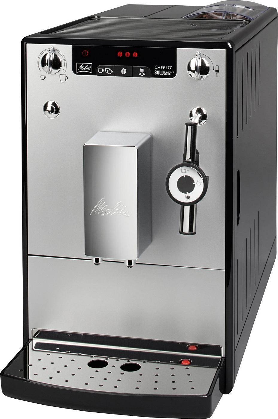 melitta kaffeevollautomat caffeo solo perfect milk e 957 103. Black Bedroom Furniture Sets. Home Design Ideas