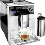 Melitta E 970-306 Kaffeevollautomat Caffeo CI One-touch Cappuccino LCD-Display