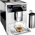 Melitta E 970-306 Kaffeevollautomat Caffeo CI One-touch Cappuccino LCD-Display