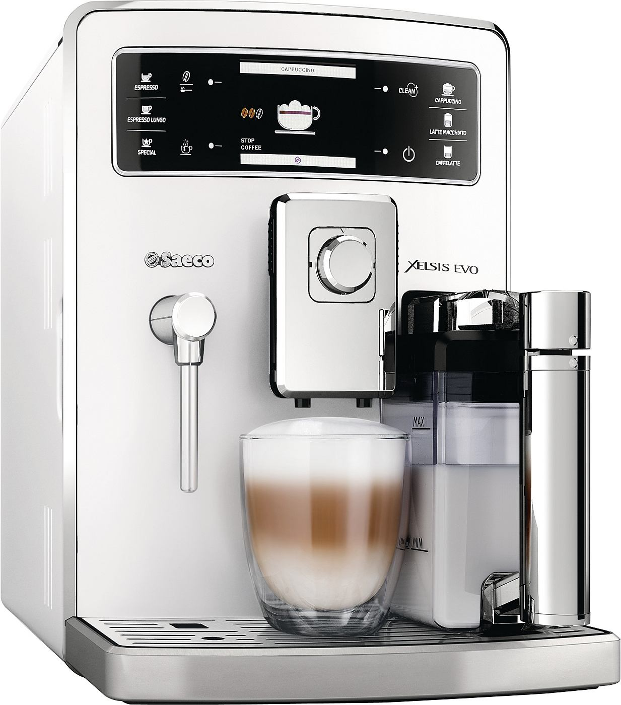 Saeco Kaffeevollautomat »HD8953/21 XELSIS EVO«