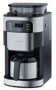 Severin Kaffeemaschine mit Mahlwerk KA 4812 – Kaffeeautomat mit Thermokanne