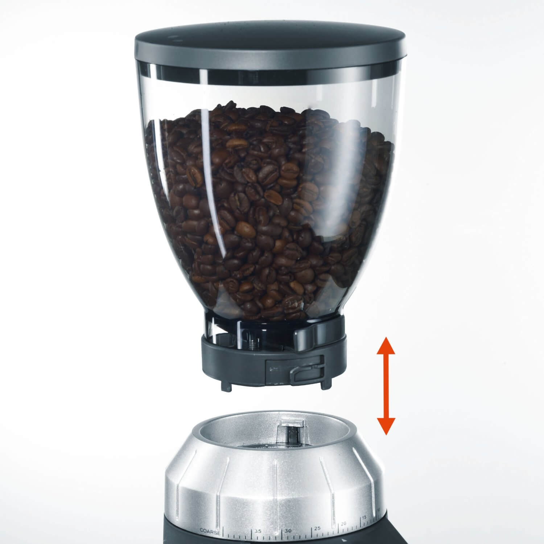 Graef Kaffeemühle CM 800 4
